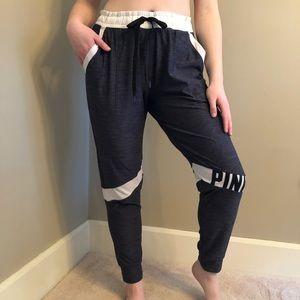 PINK | Large Joggers